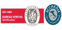 certificato ISO 14001:2004