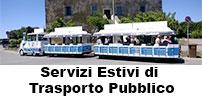 Trasporti pubblici estivi